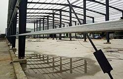 钢结构厂房施工应注意的细节